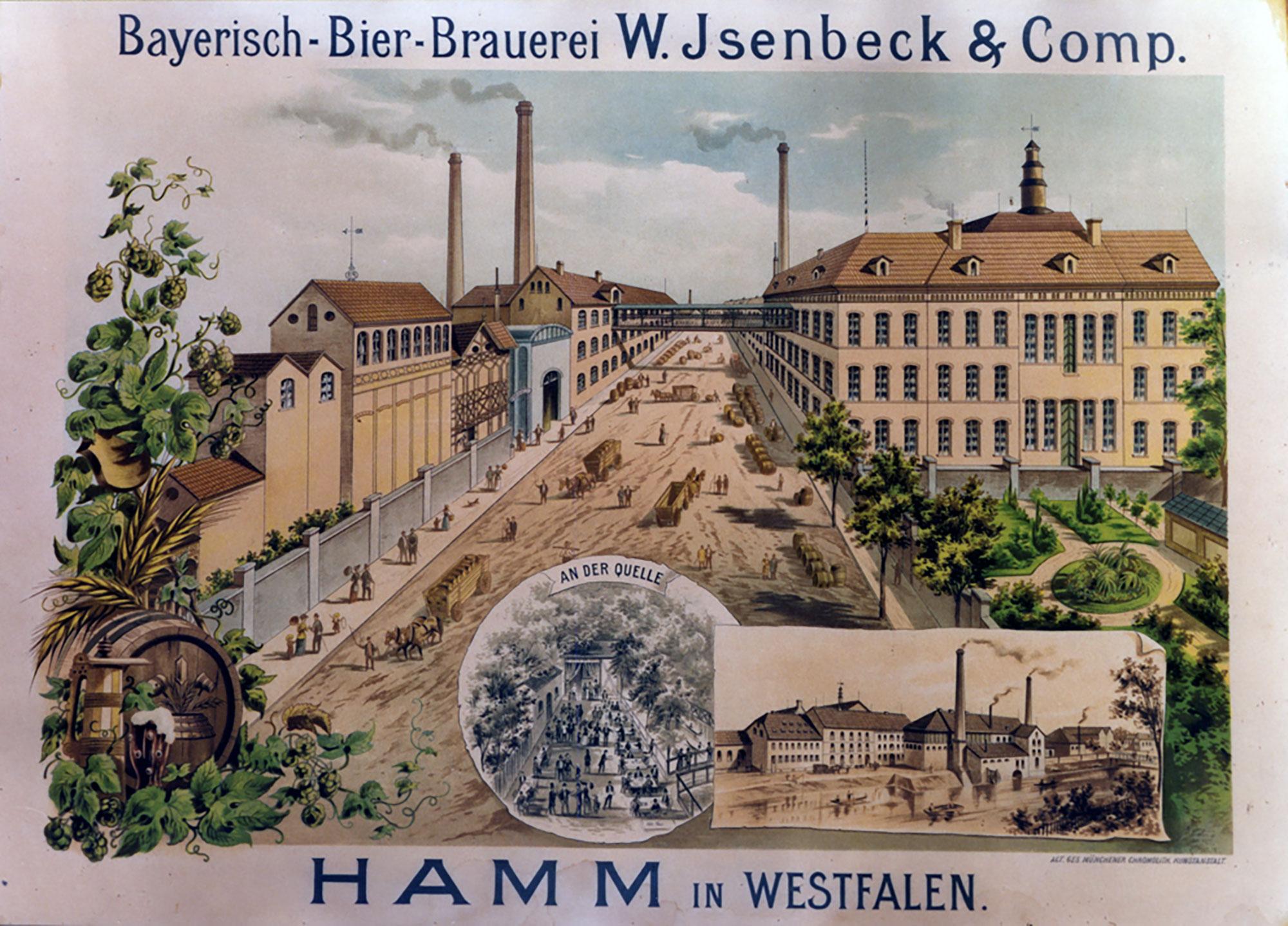 Isenbeck Alte Brauerei