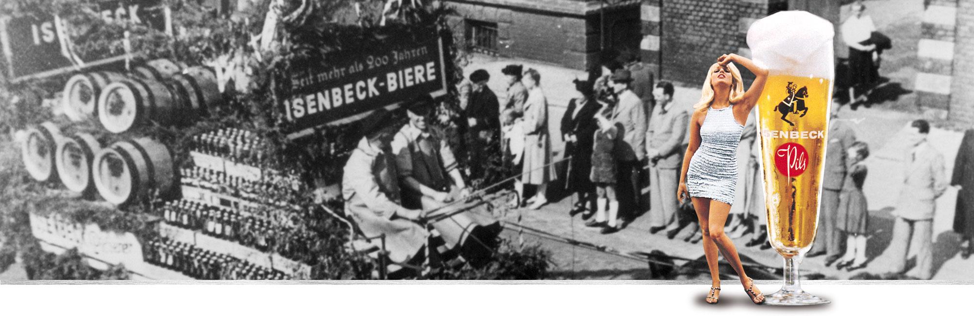 Isenbeck Historie