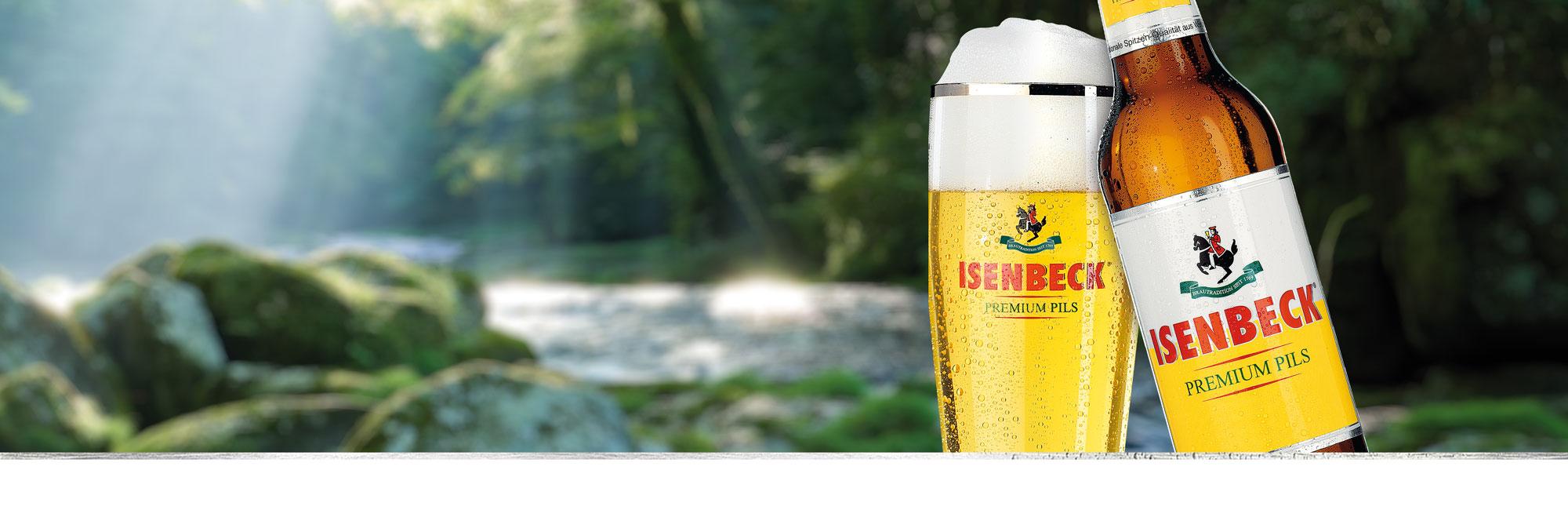 Isenbeck Produkt und Sortiment