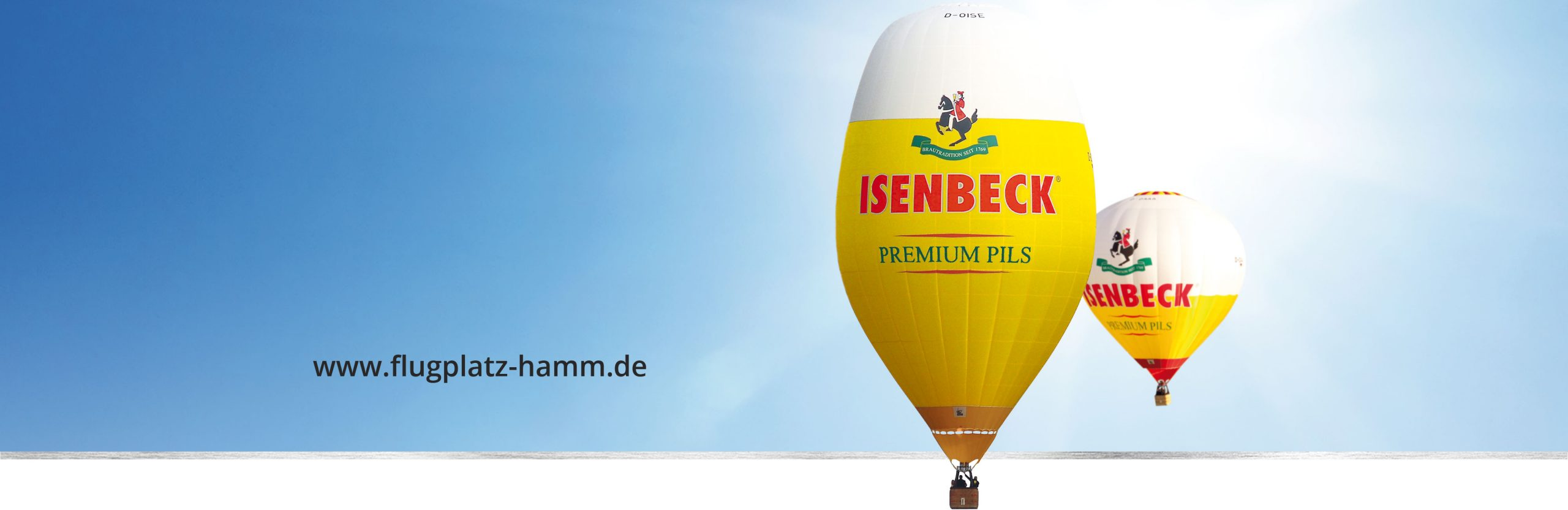Isenbeck Sponsering
